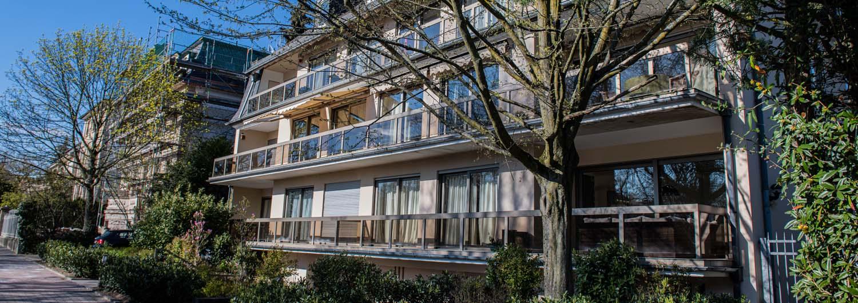 Frankfurt Häuser
